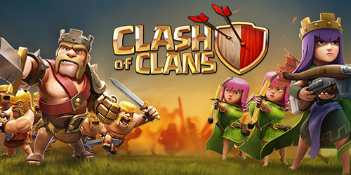 Clash of clans читы для android