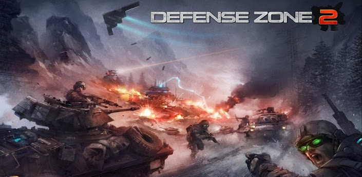 Defense zone 2 HD для андроид