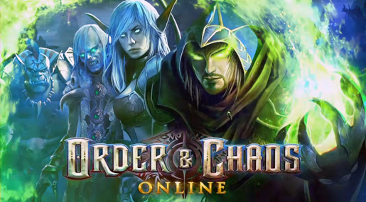 Order chaos online на android