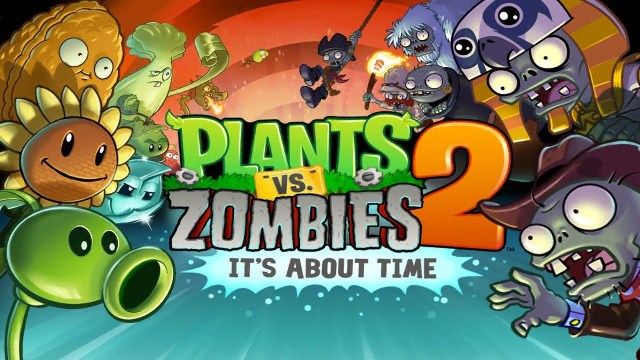 Plants vs zombies 2 для андроид