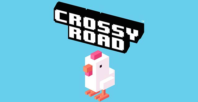 Crossy road на android