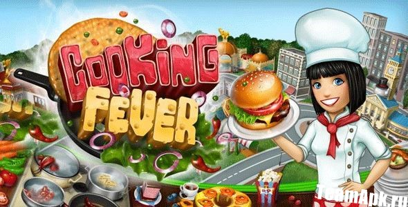 Cooking fever для android