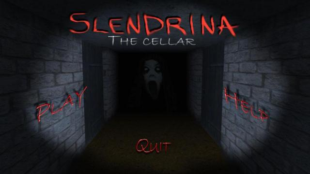 Slendrina: The cellar на android