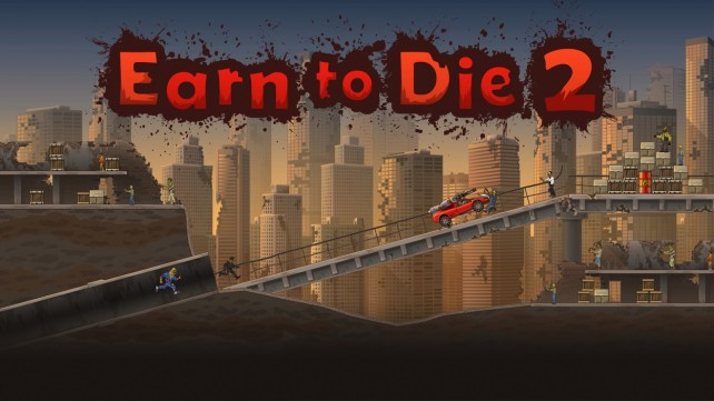 Earn to die 2 для андроид