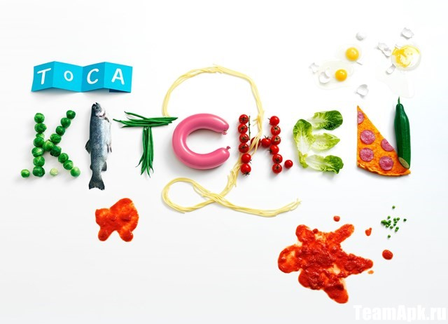 Toca Kitchen 2 для андроид