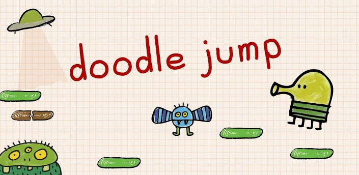 Doodle jump на android