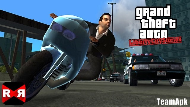 GTA: Liberty City Stories liberty city stories для андроид