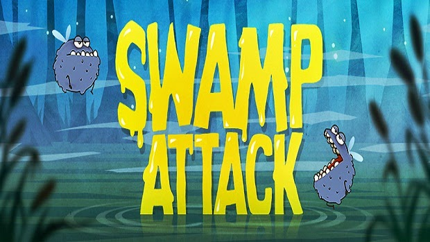 Swamp attack много денег для android